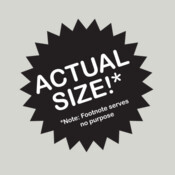Actual Size