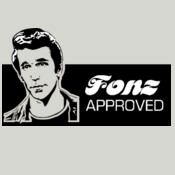 Fonz Approved - HolyShirt Tee