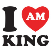 I (Love) Am King - HolyShirt Tee