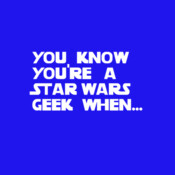 You KnowYou're A Star Wrs Geek When... - HolyShirt Tee