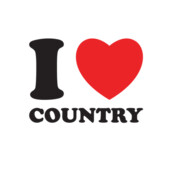 I Love Country - HolyShirt Tee