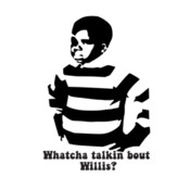 Whatcha Talkin Bout Willis? - HolyShirt Tee