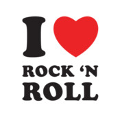 I Love Rock'n Roll - HolyShirt Tee