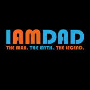 I Am Dad - HolyShirt Tee