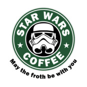 Star Wars Coffee - HolyShirt Tee