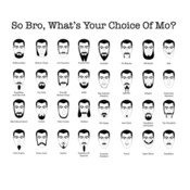 Movember So Bro, What's Your Choice Of Mo?