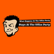 What Happens At The Office Party Stays At The Office Party