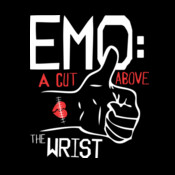 Emo A Cut Avoce The Wrist