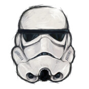 Stormtrooper Head