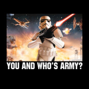You And Who's Army