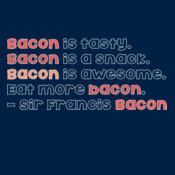 Bacon Is Tasty