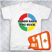 Simon Says You Suck