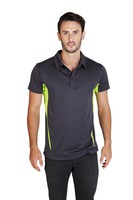 Mens Accelerator Polo