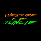 Welcome To The Jungle - HolyShirt Tee