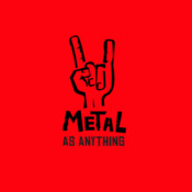 Metal As Anything - HolyShirt Tee