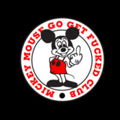 Mickey Mouse Go Get Fucked Club - HolyShirt Tee