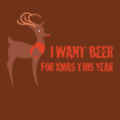 I Want Beer For Xmas This Year
