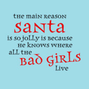 The Main Reason Santa Is So Jolly