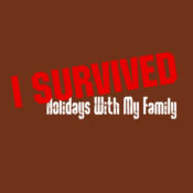 I Survived Holidays With My Family