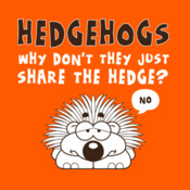 Hedgehogs Why Don't They Share The Hedge