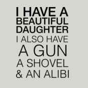 I Have A Beautiful Daughter...