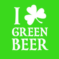 I Love Green Beer - HolyShirt Tee Thumbnail