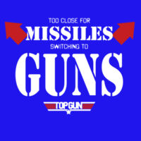 Top Gun: Too Close For Missiles Switching To Guns Thumbnail