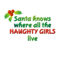 Santa Knows Where All The Naughty Girls Live Thumbnail