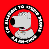 Family Guy - I'm Allergic To Stupid People Aah-Choo Thumbnail