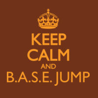 Keep Calm And BASE Jump Thumbnail