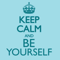 Keep Calm And Be Yourself Thumbnail