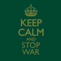 Keep Calm And Stop War Thumbnail