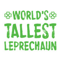 World's Tallest Leprechaun Thumbnail