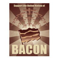 Support The United Nations Of Bacon Thumbnail