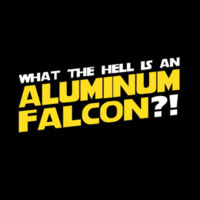 What The Hell Is An Aluminum Falcon?! Thumbnail